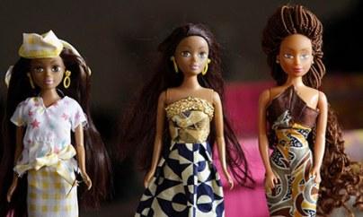MDG : Queens of Africa dolls