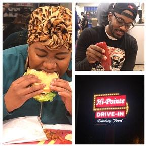 Taco Burgers, Milkshakes and Fries..Oh My! A Food Vlog At Hi-PointeDrive-In