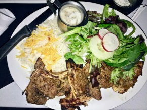 Delicious & Authentic Persian Cuisine Right In Tower Grove: This Is Cafe Natasha's