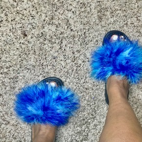 Come Create With Me! DIY Fur Slides