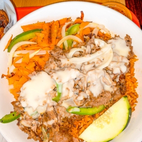 Authentic West African Cuisine That Will Knock Your Socks Off; This Is The House Of Jollof🇬🇭